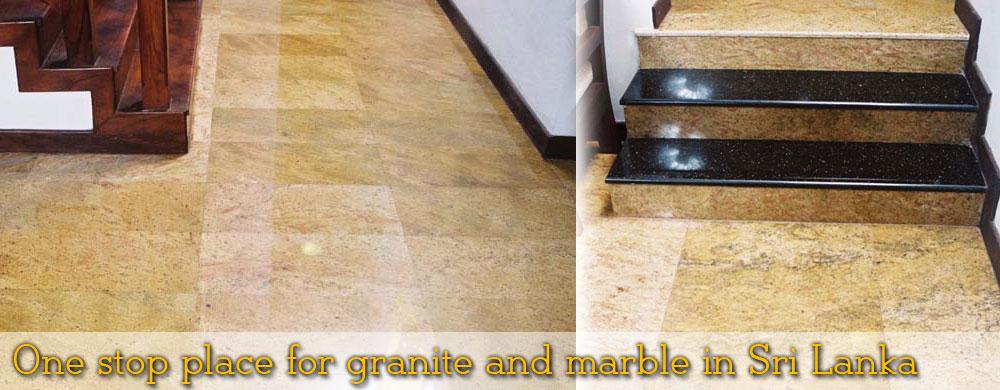 Sri Lankan Granite and Marble - The largest natural granite